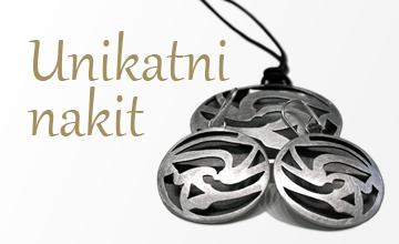 Unikatni nakit zlatarstvo Trtnik.
